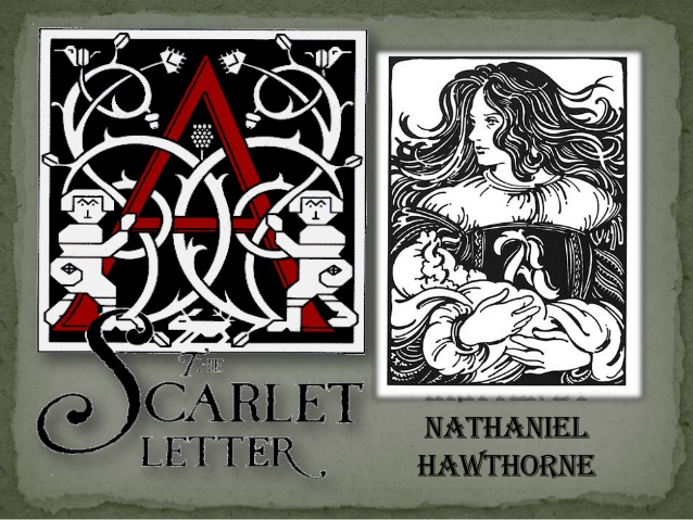 The scarlet letter for teens