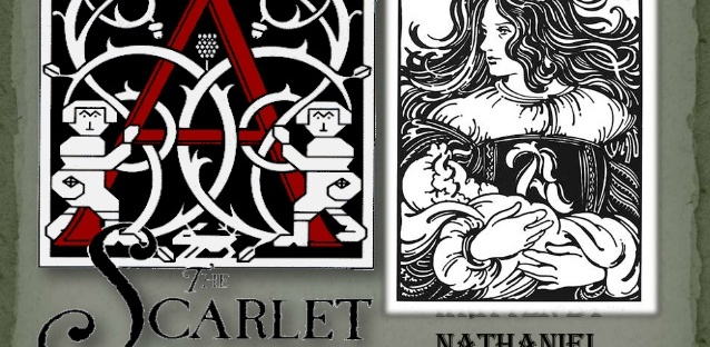 teen book review the scarlet letter woodland library teens