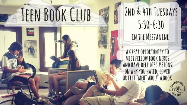 Teen Book Club Teen Website