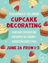 cupcake dec flyer