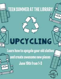 upcycling flyer