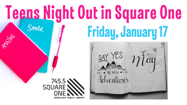 Teens Night Out 01-17-20